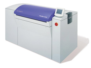 CtP PlateRite 4300S